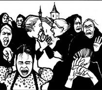 Šumavské povídání… Místo osvěžení nabrousila voda ženské jazyky