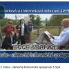 Videoreportáž: Křtíme Kozákovo Pohádky ze šumavských lokálek