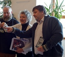 Šumavské povídání poslala čtenářům šumavská voda