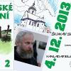 Křest nové e-knihy Šumavské povídání 2 od Jaroslava Pulkrábka