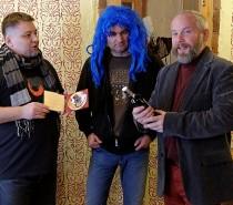 """Punkový křest e-knihy Jana Cempírka """"Tanec posledního dne"""""""