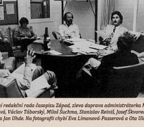 Kompletní elektronická verze časopisu Západ (1979–1993)