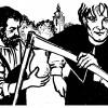 Šumavské povídání… Kosa pomohla kaplanovi k respektu