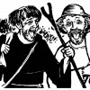 Šumavské povídání… – Chuďas Bauer hlouposti bohatých využil