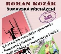 POZVÁNKA NA KŘEST – ROMAN KOZÁK