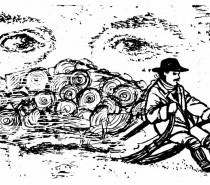 Šumavské povídání… Hospodář vdovu na holičkách nenechal