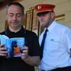 Na Boubíně se turista nejen rozhlédne, ale také přečte kousek knihy o Šumavě