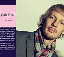 Brzy vyjde… Jan Štifter – Café Groll