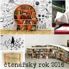 Ferdošův čtenářský rok 2016 aneb Co bude za sedmero řekami, sedmero horami a 1 200 knihami…