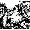 Šumavské povídání… Nekňubu dodnes čerti krmí…