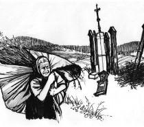 Šumavské povídání… Mrtvého probrala zlodějina