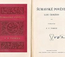 Ukázka z naší e-knihy: V. V. Tomek – Šumavské pověsti lidu českého