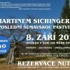 Šumava Litera zve na setkání s Martinem Sichingerem