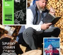 Šumavský literární čtvrtek – Děs, komiks a toulání…