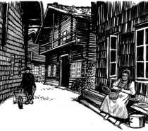 Šumavské povídání… Oříšková Berta
