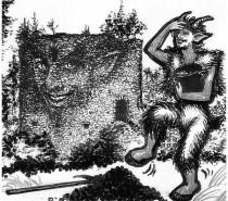 Šumavské povídání… Bohatého kozla krejčová nechtěla