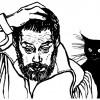 Šumavské povídání… Černá kočka z Buku