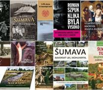 Šumavské knižní novinky – 4. čtvrtletí