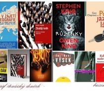 Čtení na měsíc – březen 2019