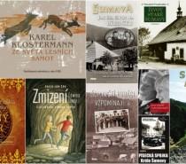Šumavské knižní novinky – I. čtvrtletí 2019