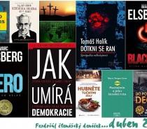 Čtení na měsíc – duben 2019
