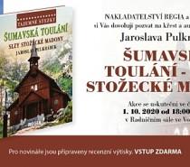 Právě vyšlo: Jaroslav Pulkrábek: Tajemné stezky – Šumavská toulání