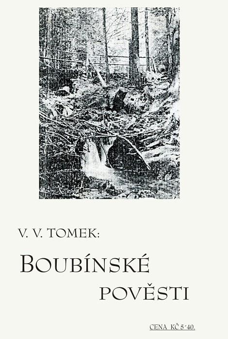 BOUBÍNSKÉ POVĚSTI - DriftBooks