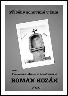 Roman Kozák - Boží muka - obálka