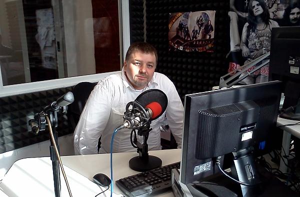 křest Pavel Brycz gama rádio