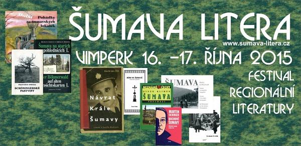 šumava litera festival